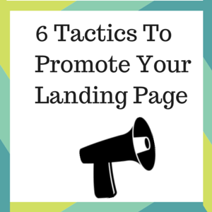 Promote Landing Pages For More Subscribers
