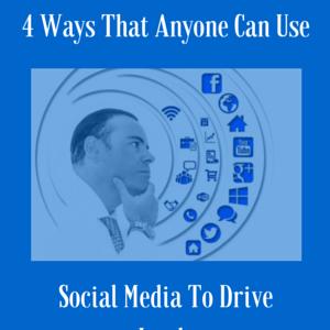 Social Media Drive Leads