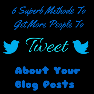 Blog Traffic From Twitter