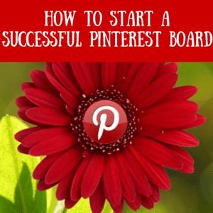 Pinterest Board Tips