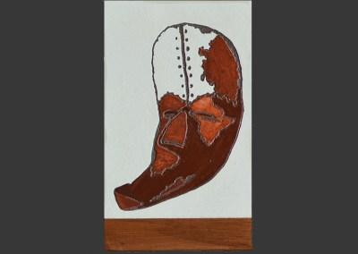 Masque Kran – Côte d'ivoire