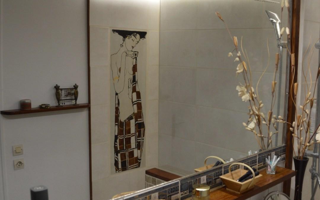 Gerti en or – Egon Schiele