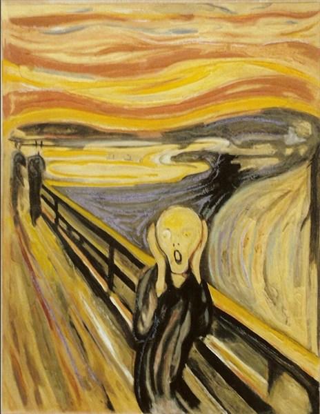 Edvard Munch – Le cri