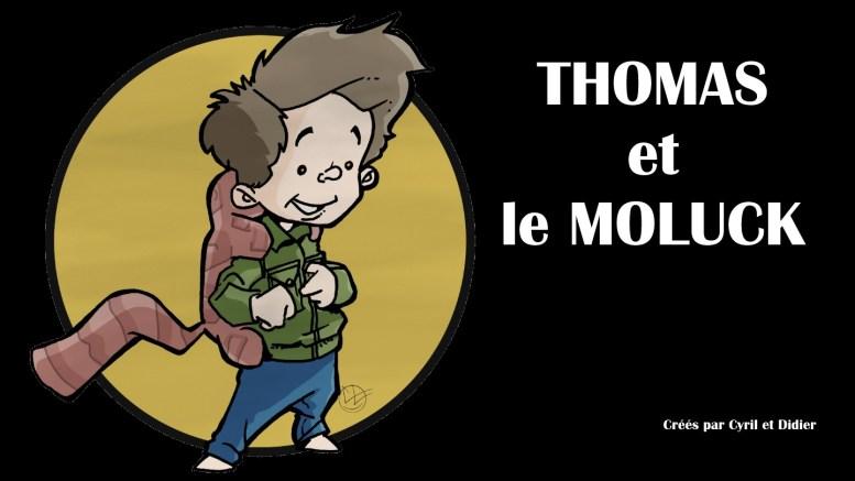 Campagne de crowdfunding pour Thomas et le Moluck