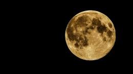 La pleine lune et jument de Michao
