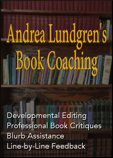 Andrea Lundgren's Book Coaching