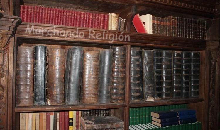 Biblioteca-Marchando Religión