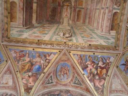 Santidad y belleza-Marchando Religión