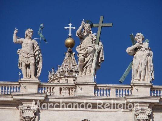 la crisis de la Iglesia y la Tradición-Marchando Religión
