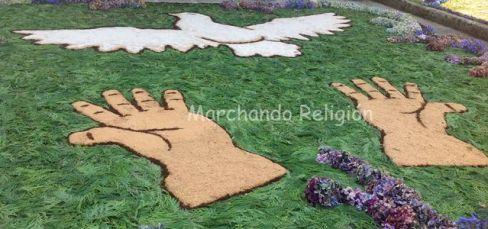 tragar camellos izquierdistas-Marchando Religion