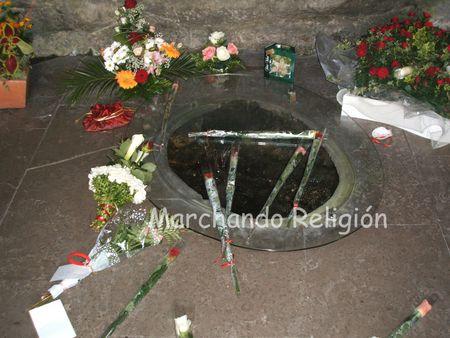 Las apariciones en Lourdes-Marchando Religión