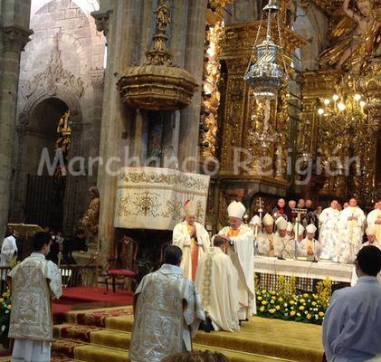 CELIBATO SACERDOTAL-Marchando Religión