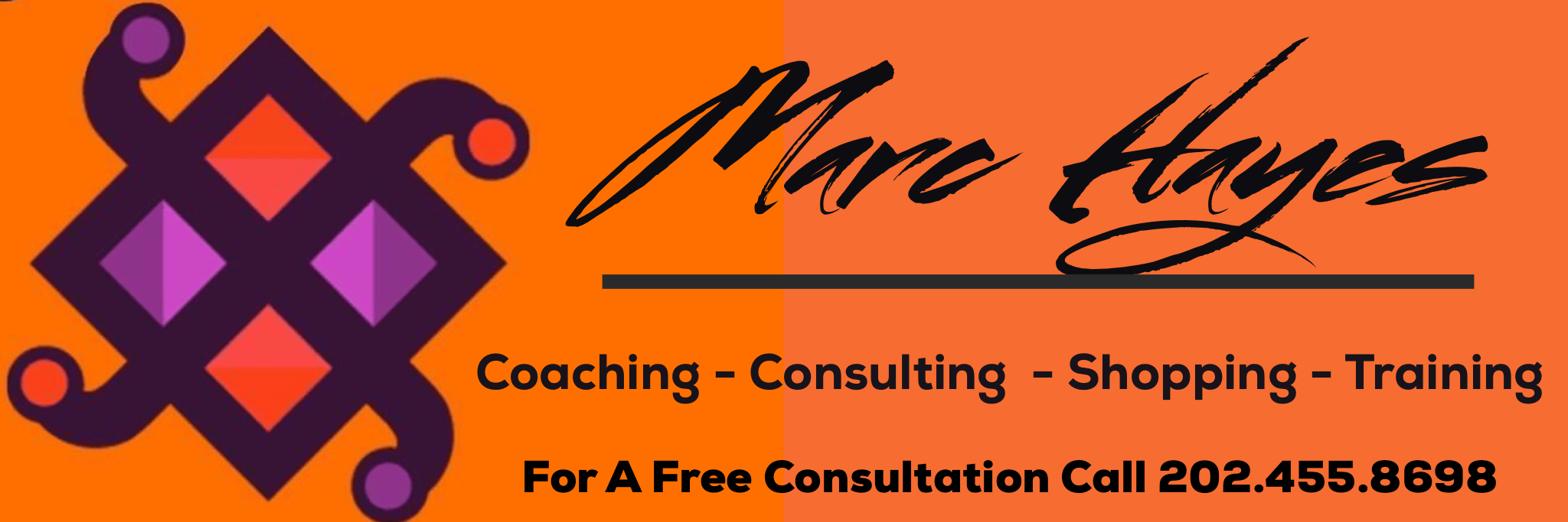 Marc Hayes – Clothing – Coaching – Consulting – Training
