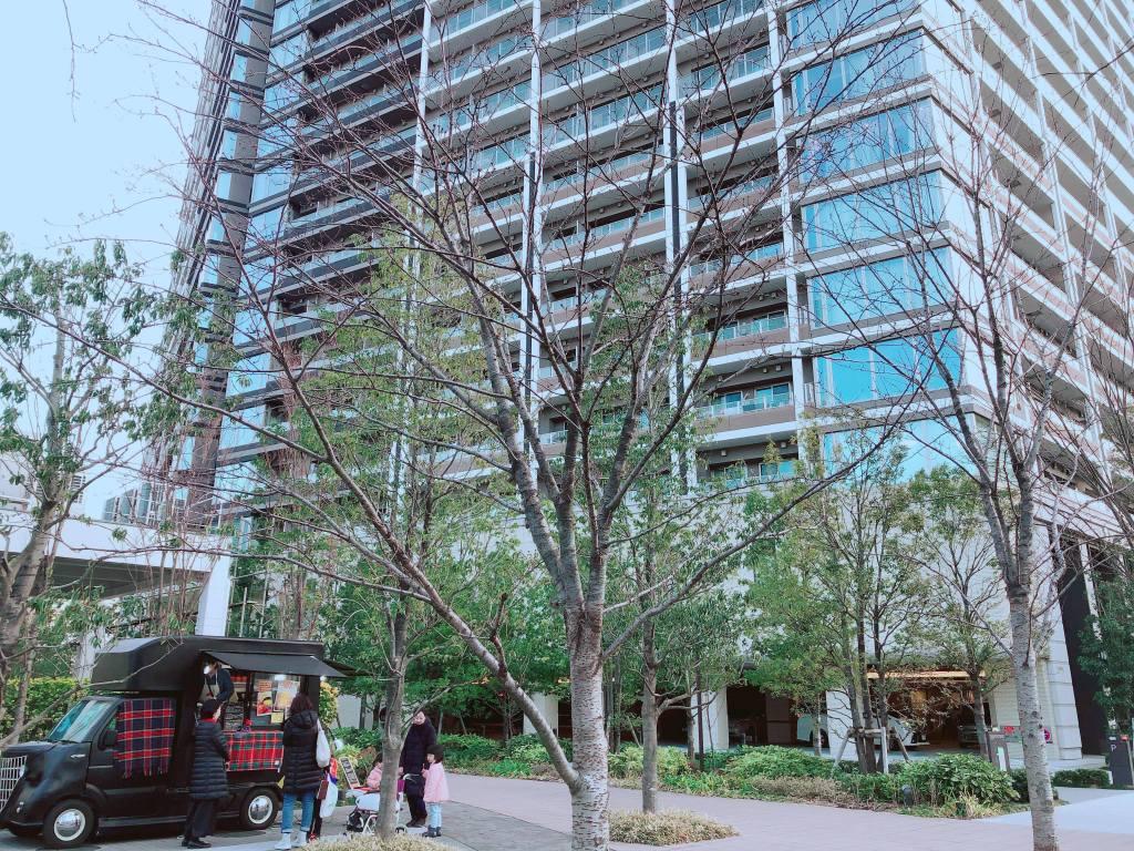 芝浦グローバルフロントタワー:つながるマルシェ20190320