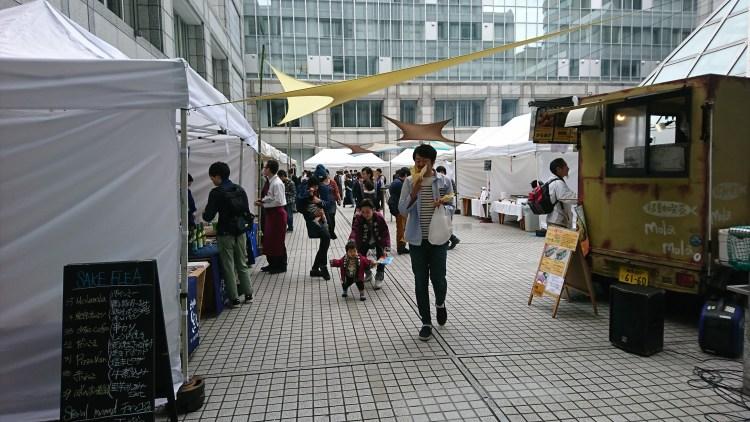 Farmers-Market-at-UNU:Aoyama-Sake-Flea-vol-6:20170422(1)