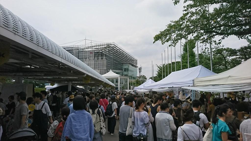 東京蚤の市:大井競馬場20170820(7)