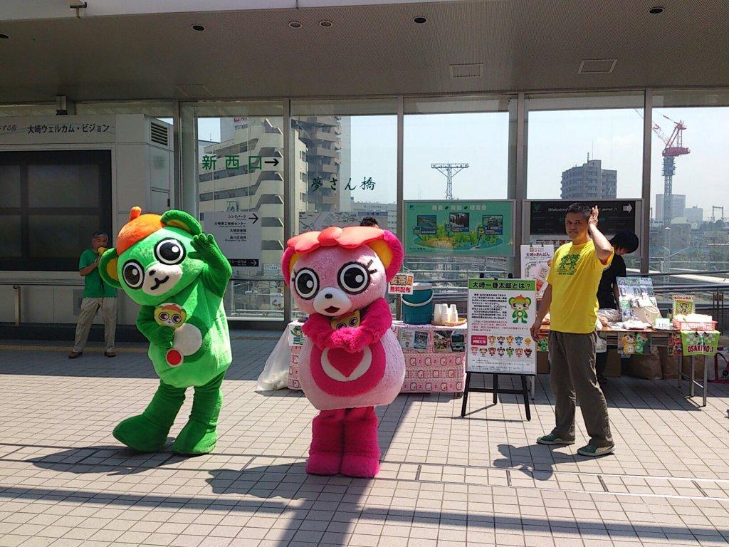 REACH大崎クラフトマーケット20120807