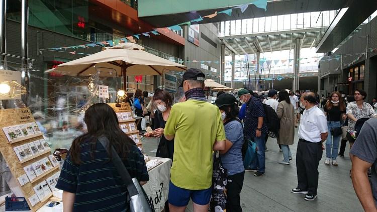 二子玉川ライズ:二子玉川ストリートマーケット_ふたこ座20200922(25)