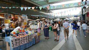 二子玉川ライズ:二子玉川ストリートマーケット_ふたこ座20200815(24)