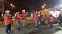 Fanfare au Marché de Noël d'Annecy