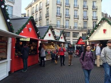 Le Marché de Noël de Nantes