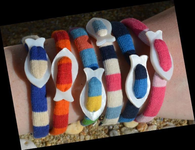 Bracelets Marinières tendances