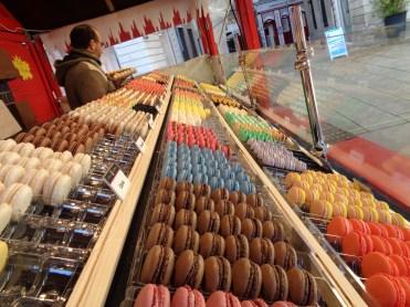 Des macarons artisanaux à Nantes