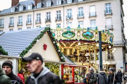 Le Carrousel du Marché de Noël de Nantes