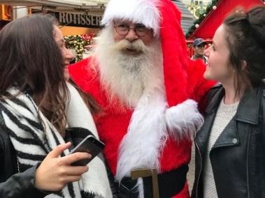 Le succès du Père-Noël