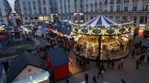 Le Carrousel Place Royale