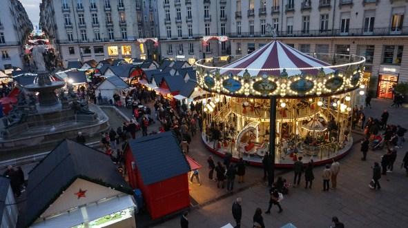 Le Carrousel Place Royale