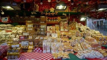 Pain d'épices et gourmandises de Noël