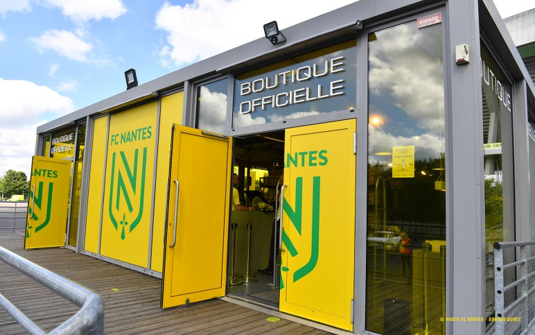 Boutiques FC Nantes