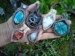 GAIA CELTICA - Handmade Wire Jewellery