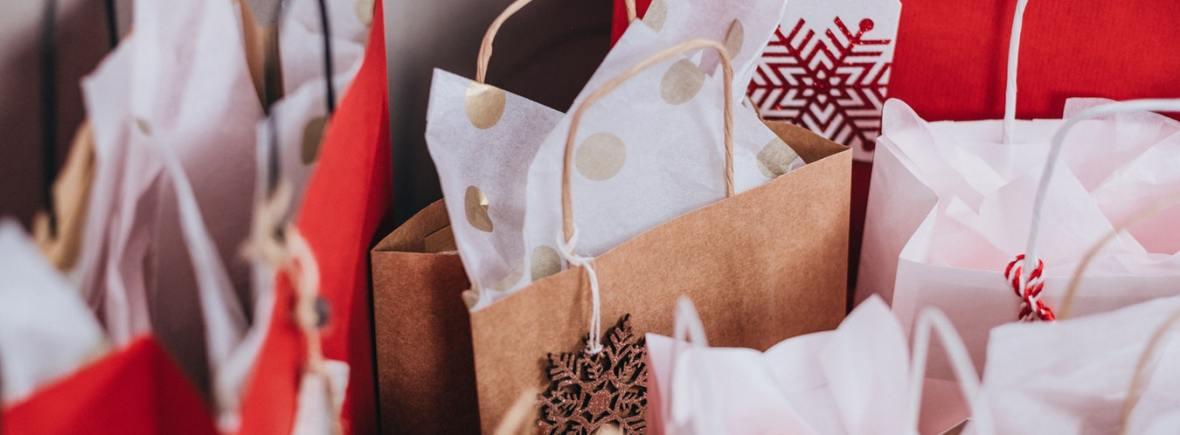 Sacs de cadeaux