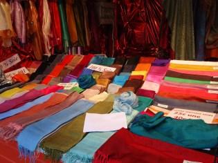 Foulards en soie