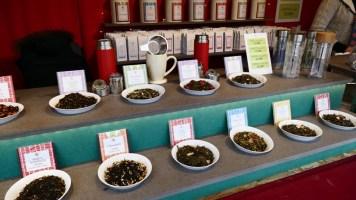 thés et infusions de noël au marché du mans