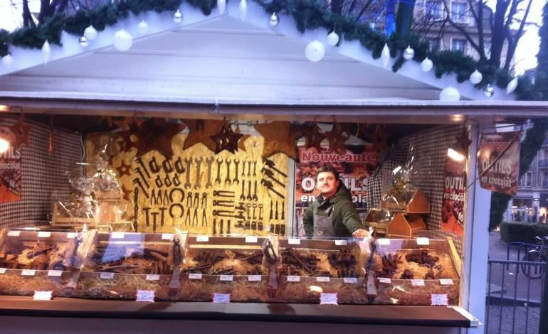 TendanceOuest marché de Noel Rouen