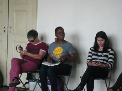 28 - vendredi -Atelier Femmes noires