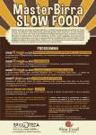 Master Birra Slow Food : quattro serate per avvicinarsi al mondo della birra