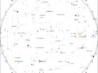 Il cielo di Maggio: eventi astronomici