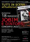 JOBIM E DINTORNI concerto jazz