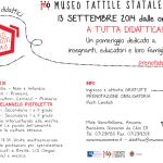 A tutta didattica: le nuove proposte del Museo Omero di Ancona