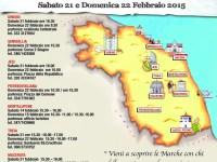 Itinerari di Guide delle Marche