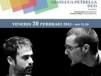 GIOVANNI GUIDI / GIANLUCA PETRELLA Duo