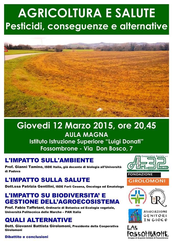 agricoltura e salute