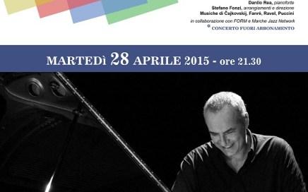 Danilo rea Macerata jazz