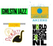 4 new members to the Europe Jazz Network