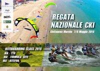 Regata Nazionale Classe Kiteboarding Italia