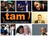 TAM XX Edizione LA MUSICA, IN OGNI SUA SFUMATURA